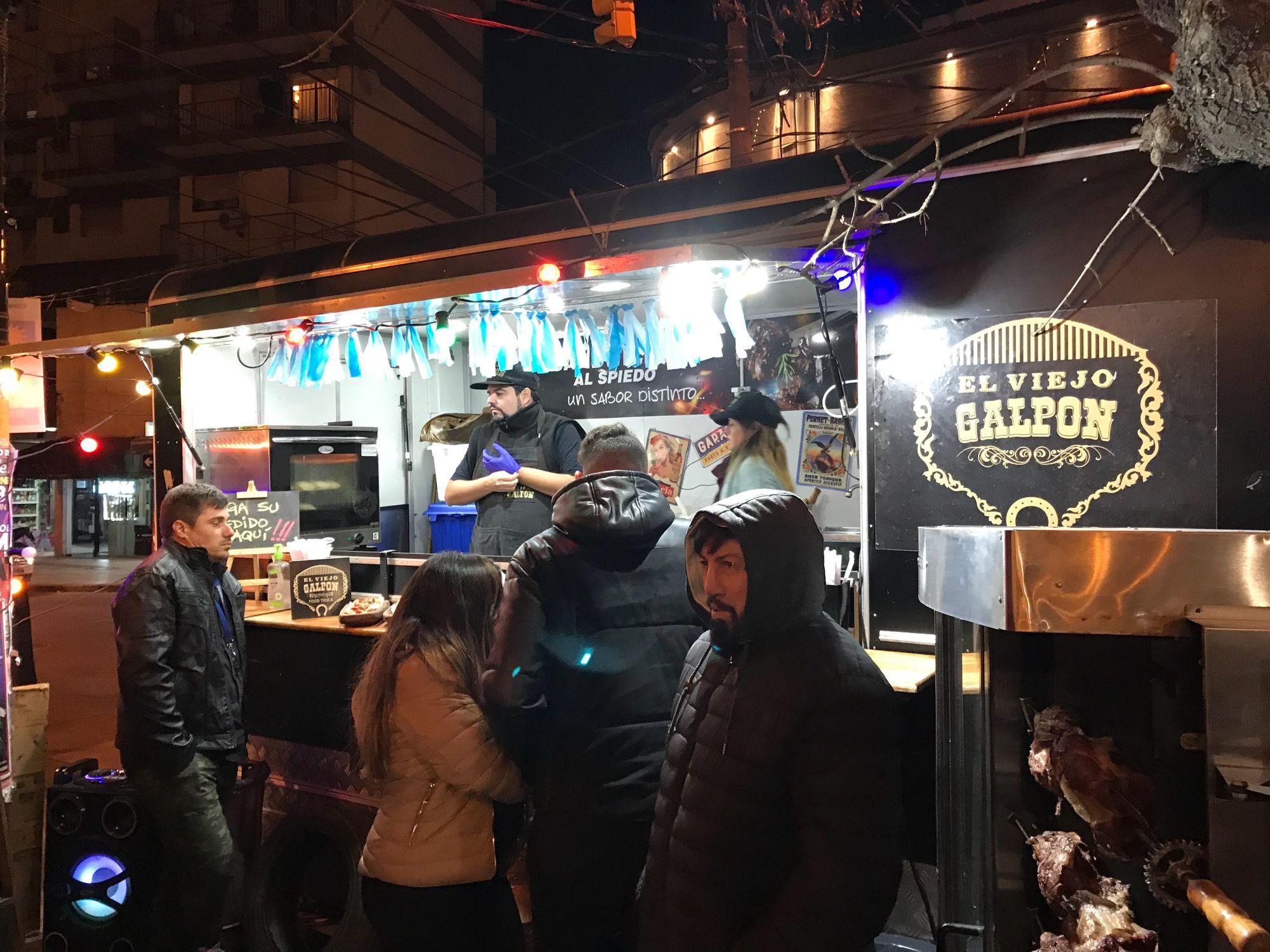 El Viejo Galpón: Mi favorito en Caravana Food Trucks