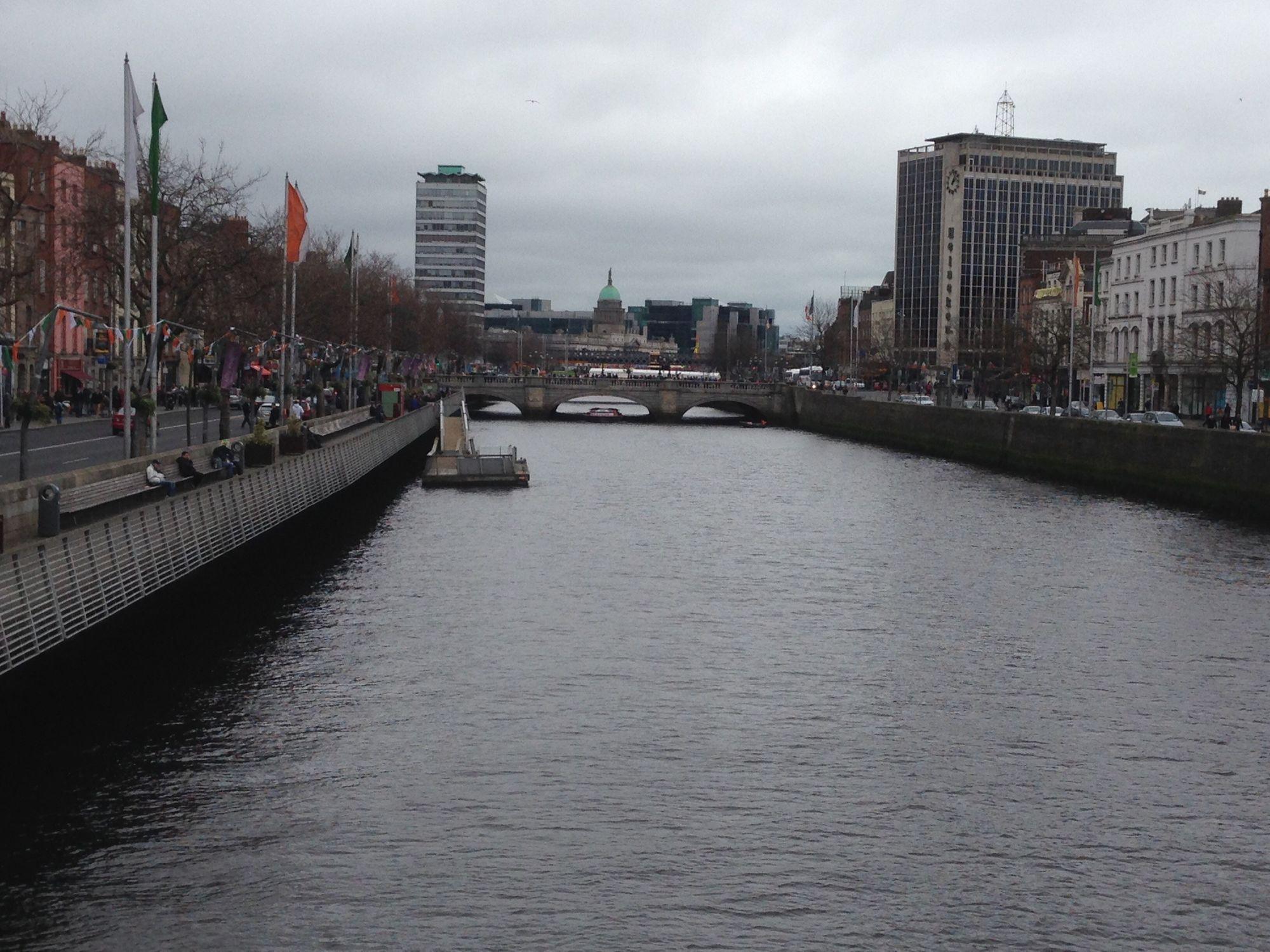 Cinco cosas que hacen de Dublinuna ciudad mágica