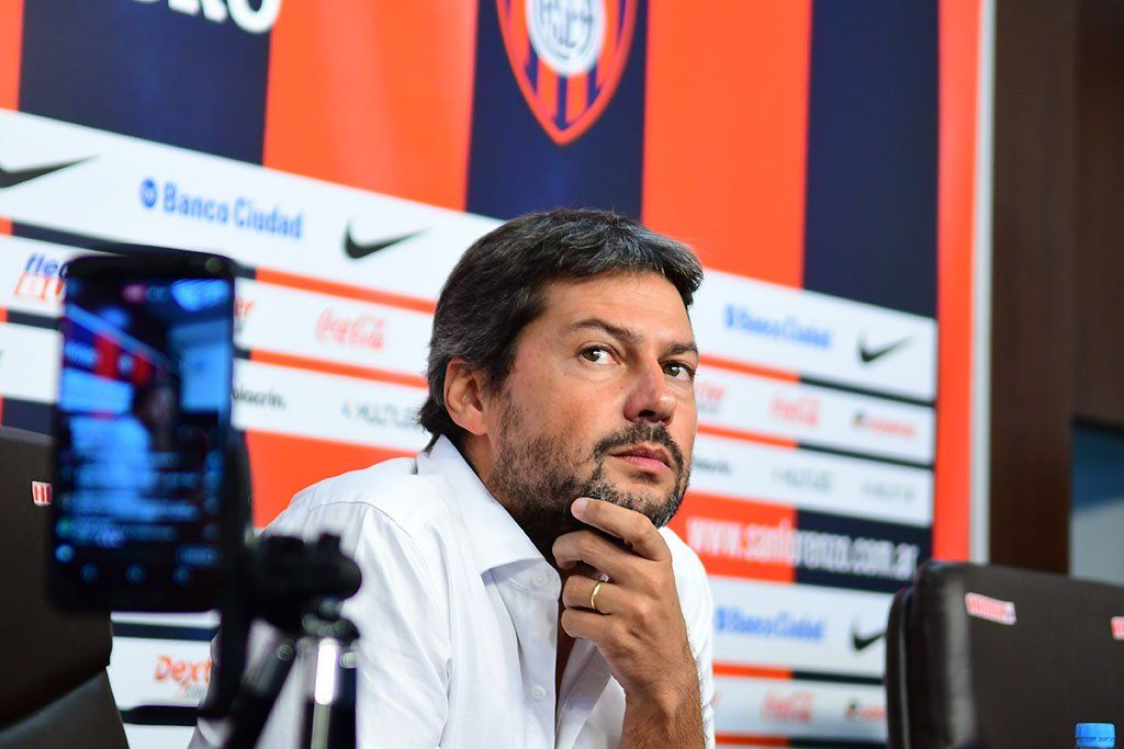 San Lorenzo contra Lammens