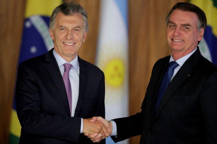 Macri y Bolsonaro: Mucho interés, con dejos negativos