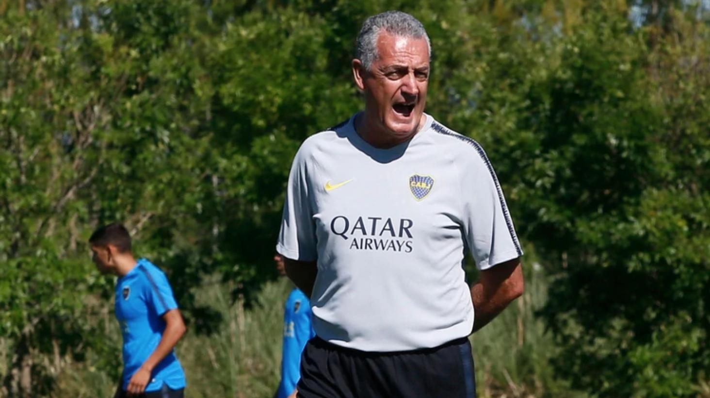 Alfaro ya tiene respaldo en Boca