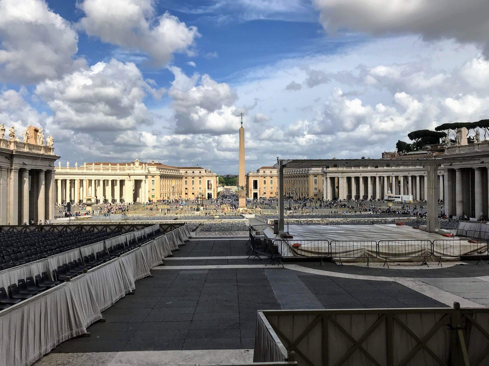 Italia y España. Paseando por Roma, día II