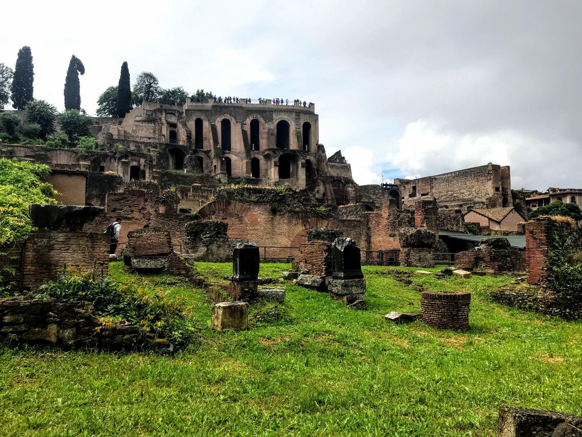 Italia y España. Paseando por Roma, día III