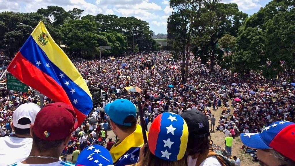 Crisis en #Venezuela ¿Cisne negro en Argentina?