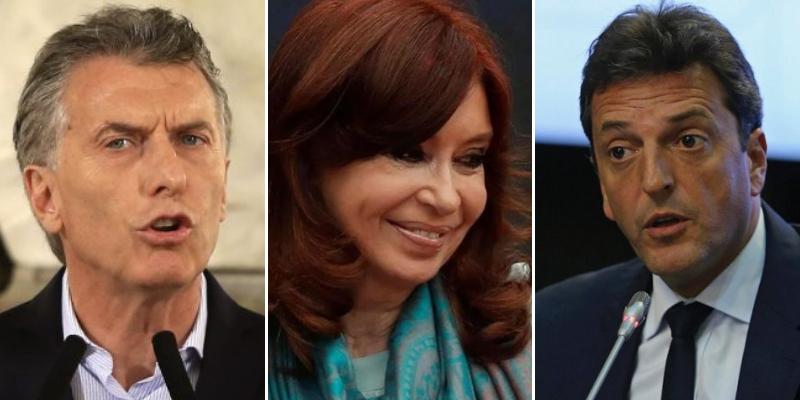 Elecciones 2019: Cristina, la de más apoyos; Macri, el más mencionado