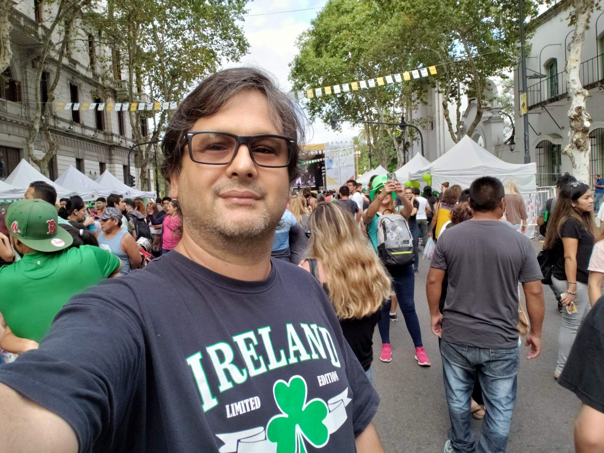 Buenos Aires celebra San Patricio e Irlanda