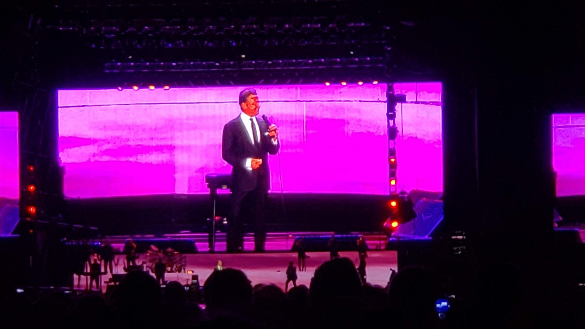 Luis Miguel en Argentina. Un gran Show que pudo ser mejor