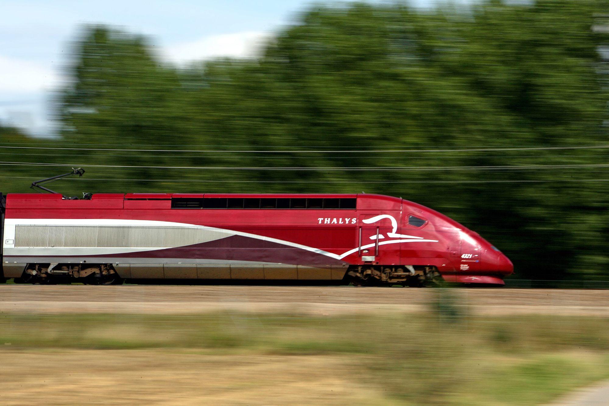 Nuevas rutas de Rail Europe a Francia, Bélgica, Países Bajos y Suiza