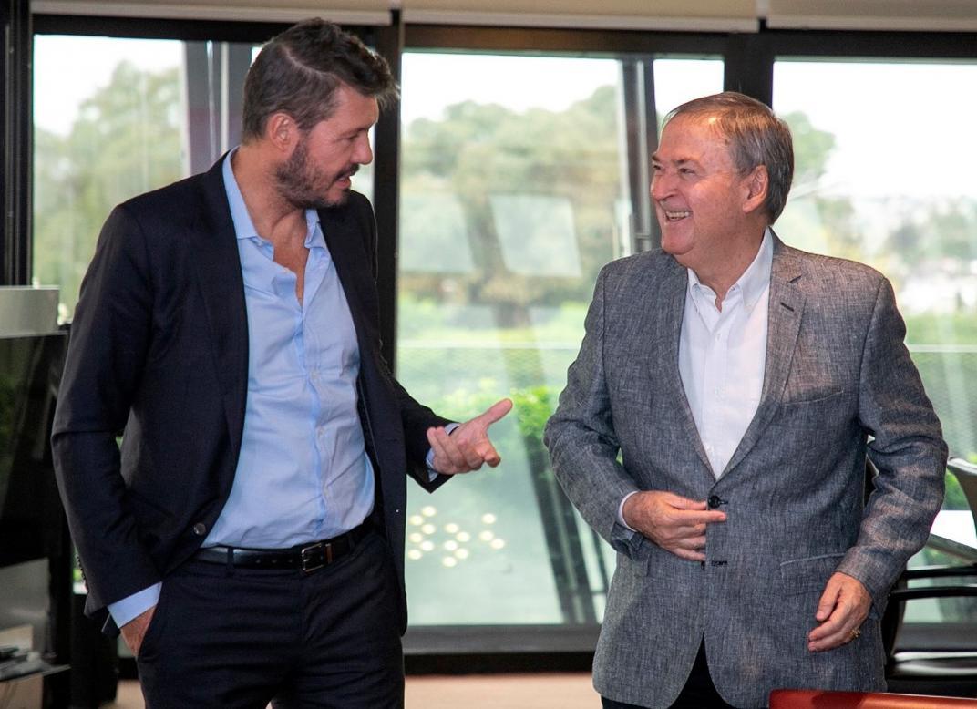 ¿Tinelli es el influencer de la política? Caso Schiaretti