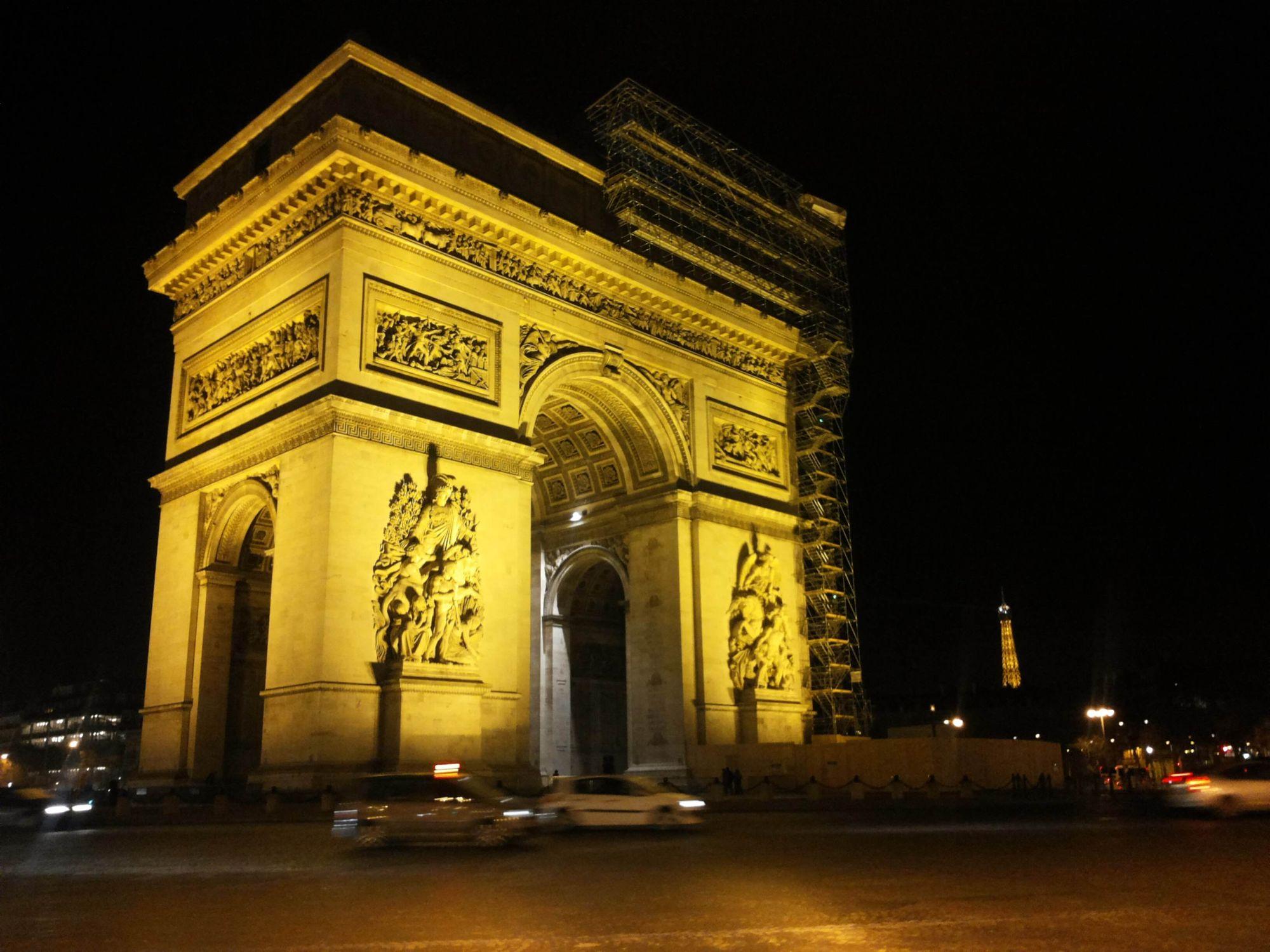 Una escapada a París