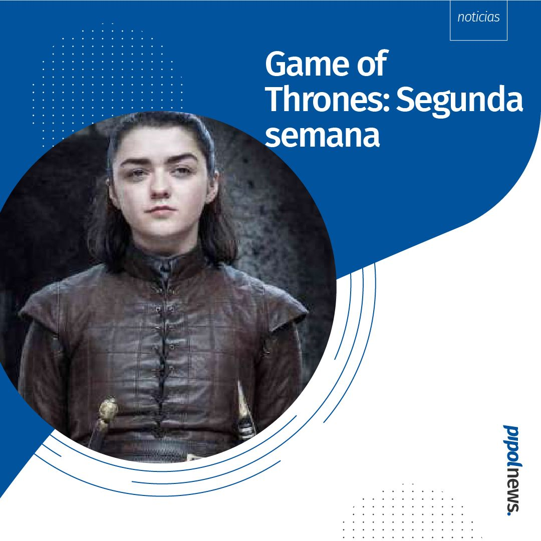 Game of Thrones en redes: Segunda semana en redes sociales