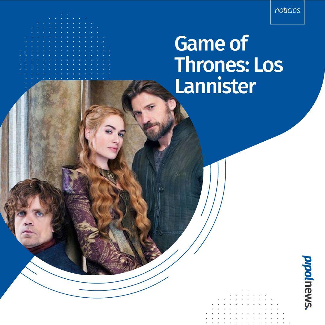 Game of Thrones: ¿Cuál es el Lannister más mencionado en redes sociales?