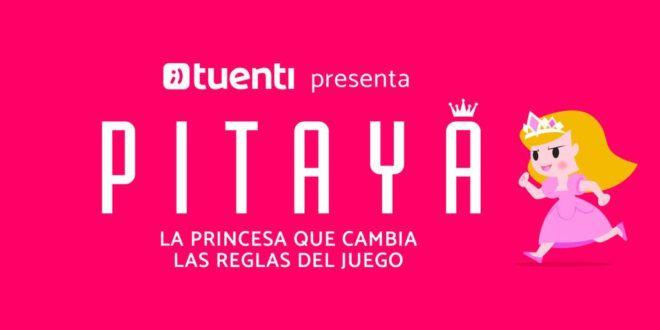 Pitaya, un juego con perspectiva de género