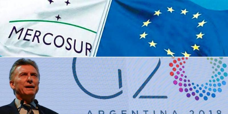 Acuerdo Mercosur-UE: Lo que la Argentina no da, el mundo lo presta