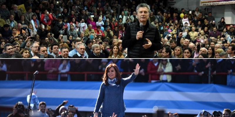 """En el """"mano a mano"""" de la militancia digital, #JuntosPorElCambio le saca ventaja a #FrenteDeTodos"""
