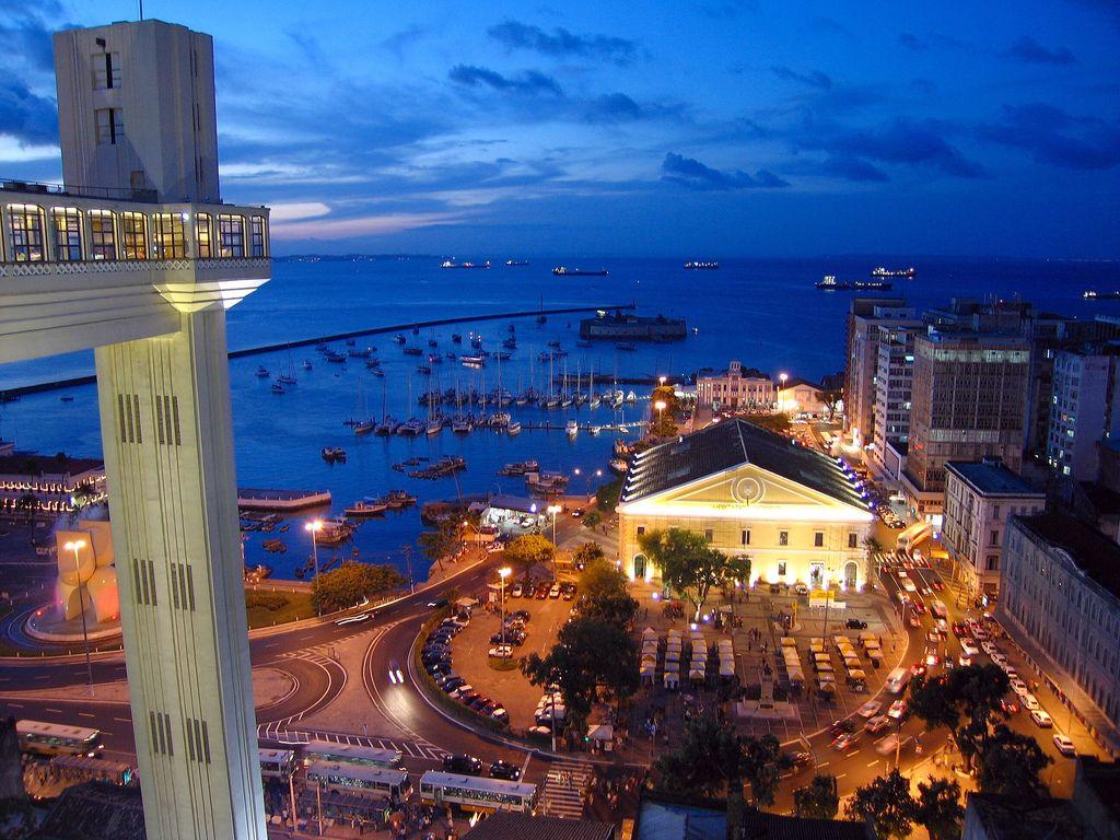 Qué hacer en Salvador de Bahía en un día