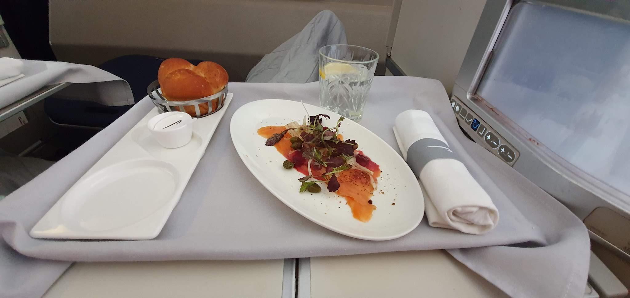 Viajar en Business de British Airways