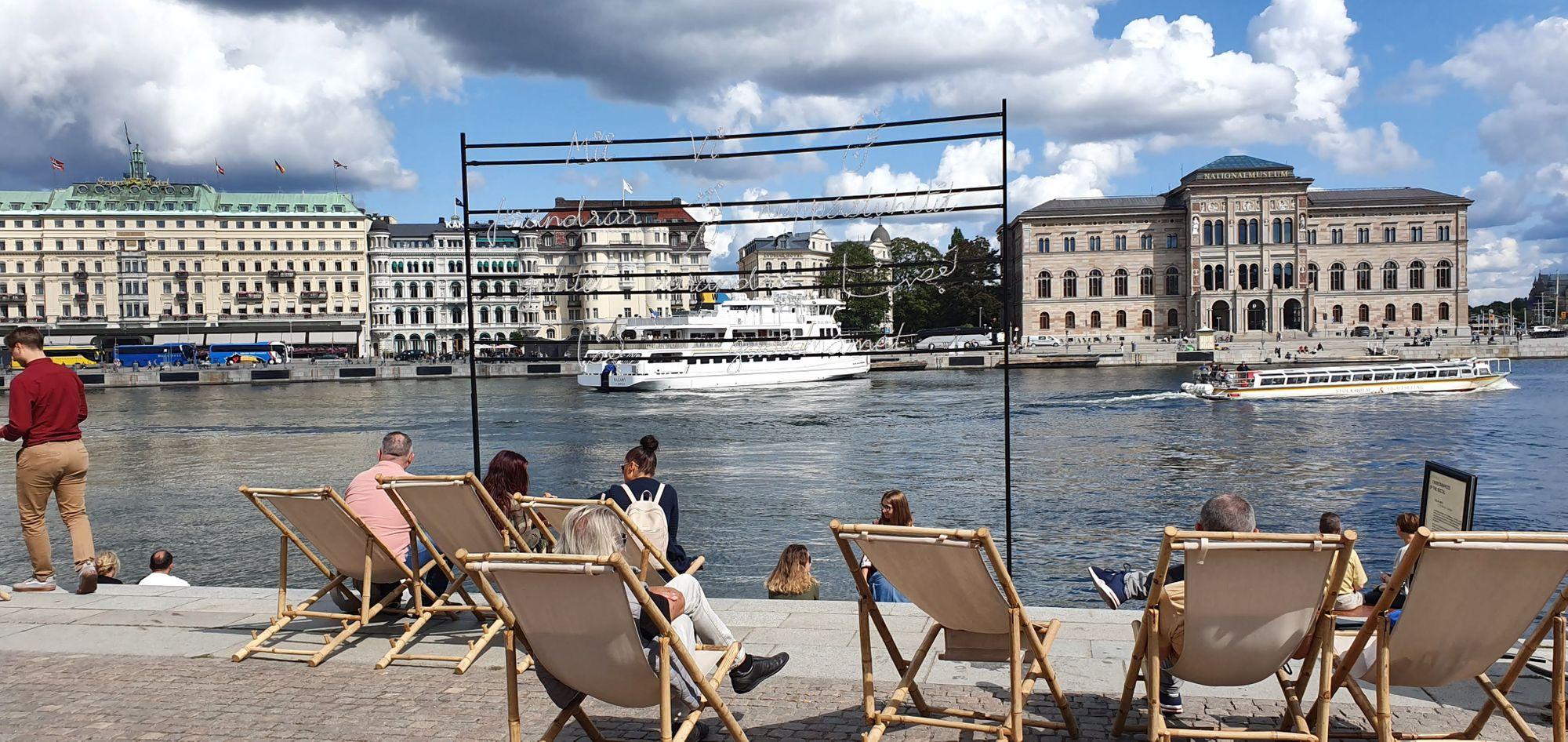 La calidad de vida de Estocolmo se nota hasta en los festivales públicos