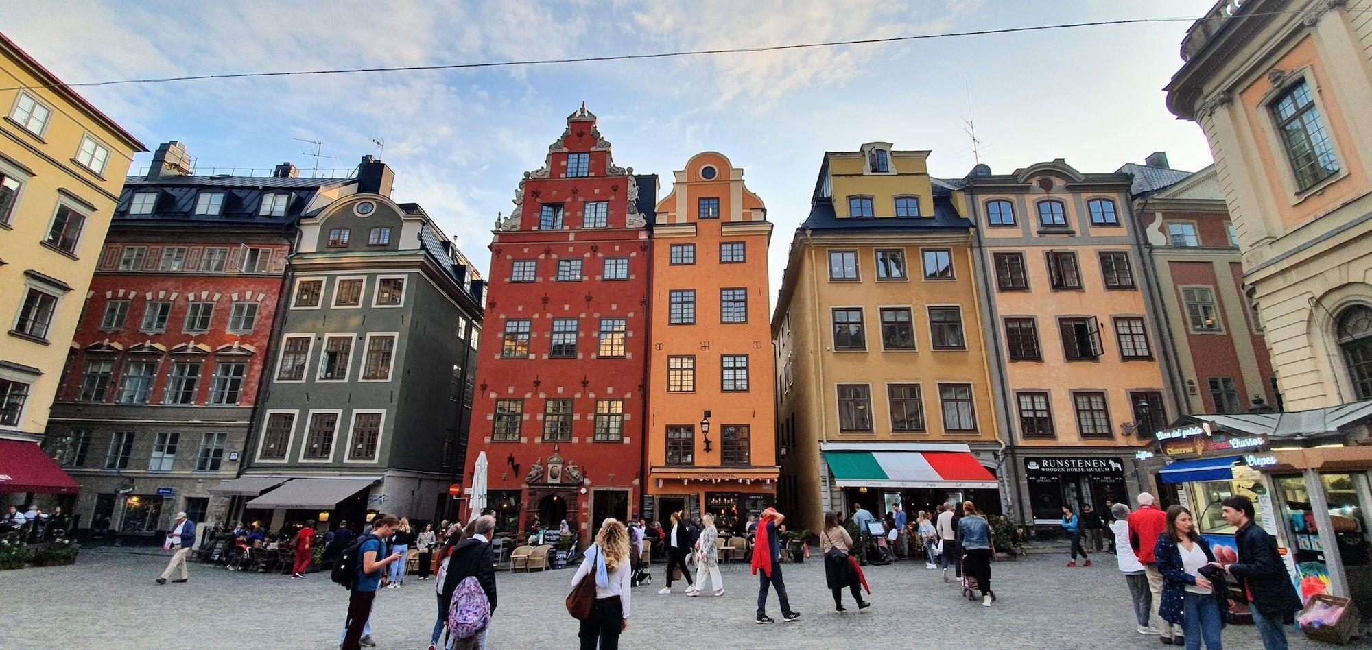 Tres noches en Estocolmo. Segunda parte