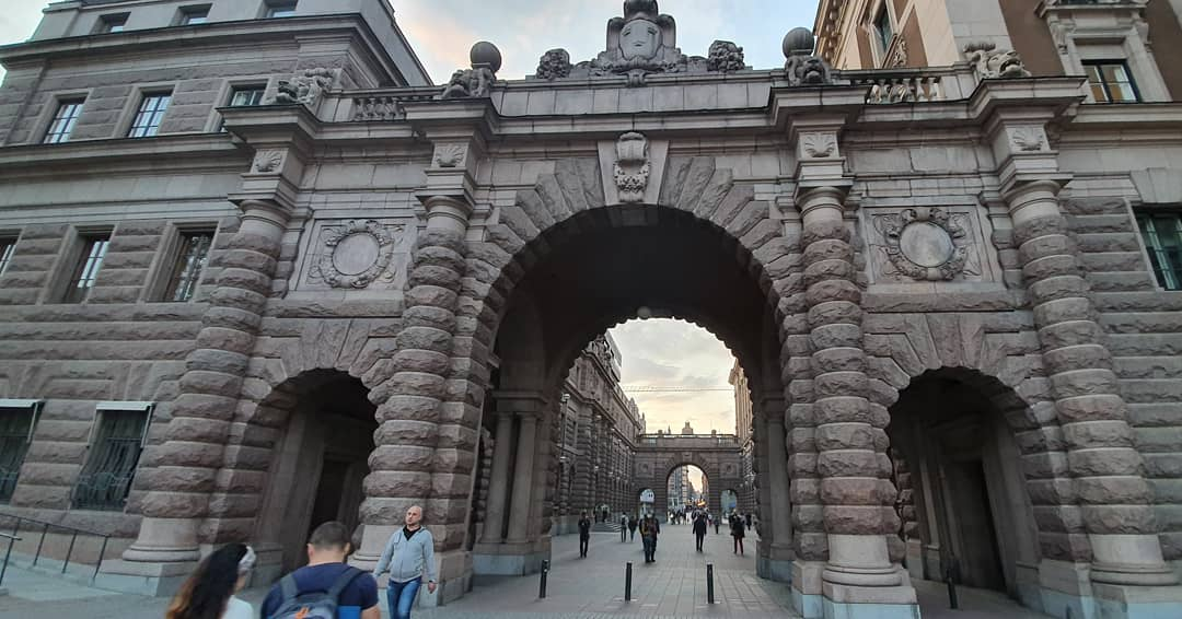 Tres noches en Estocolmo. Cuarta Parte