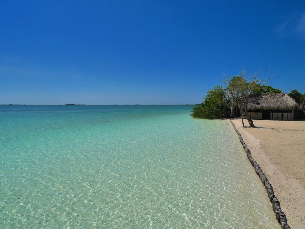 Lugares ocultos de la Riviera Maya