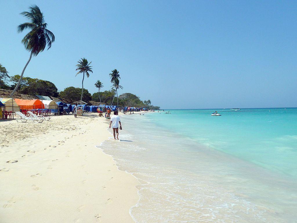 Qué playas visitar en Cartagena de indias