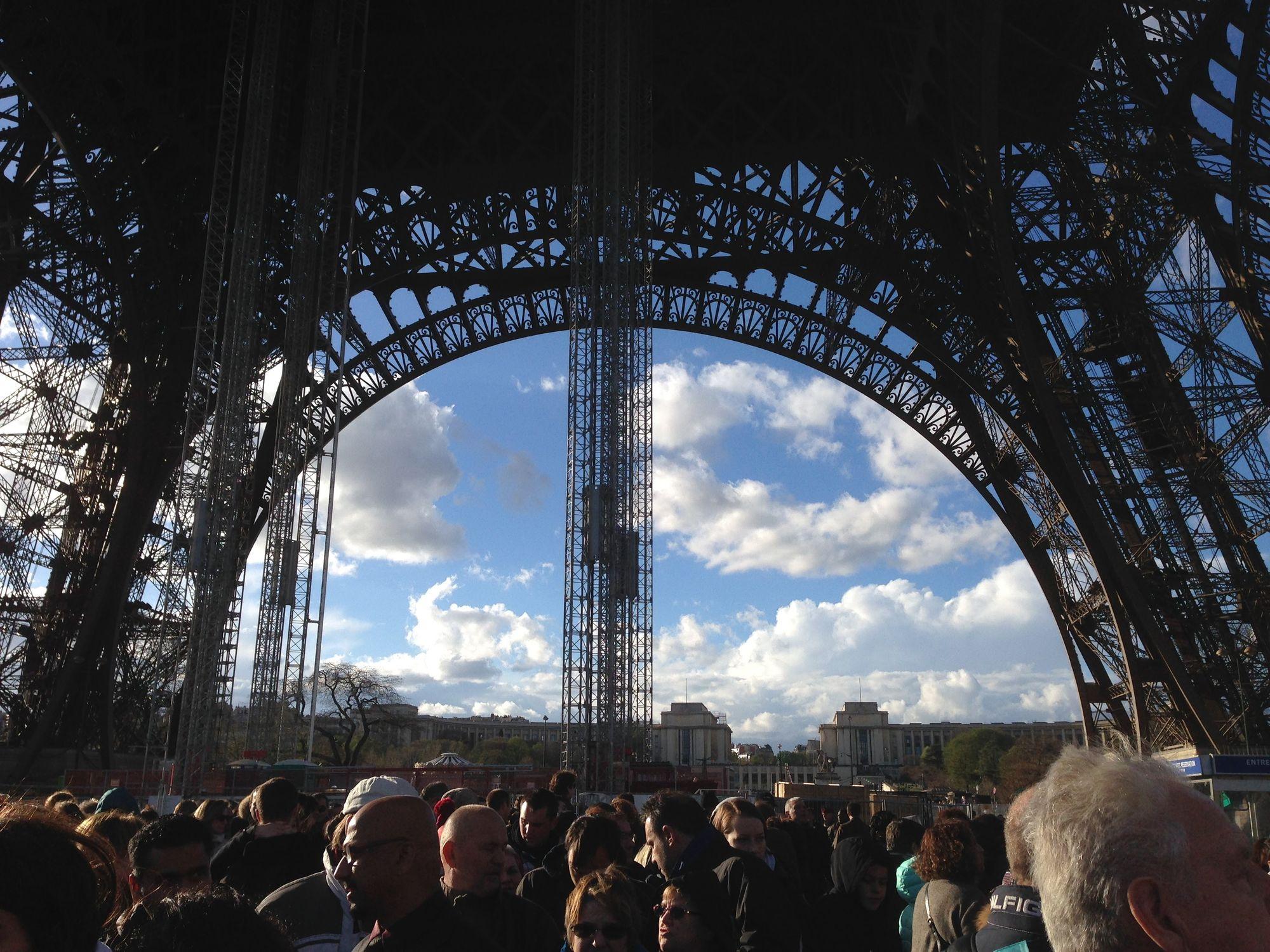 Tips para visitar la torre Eiffel