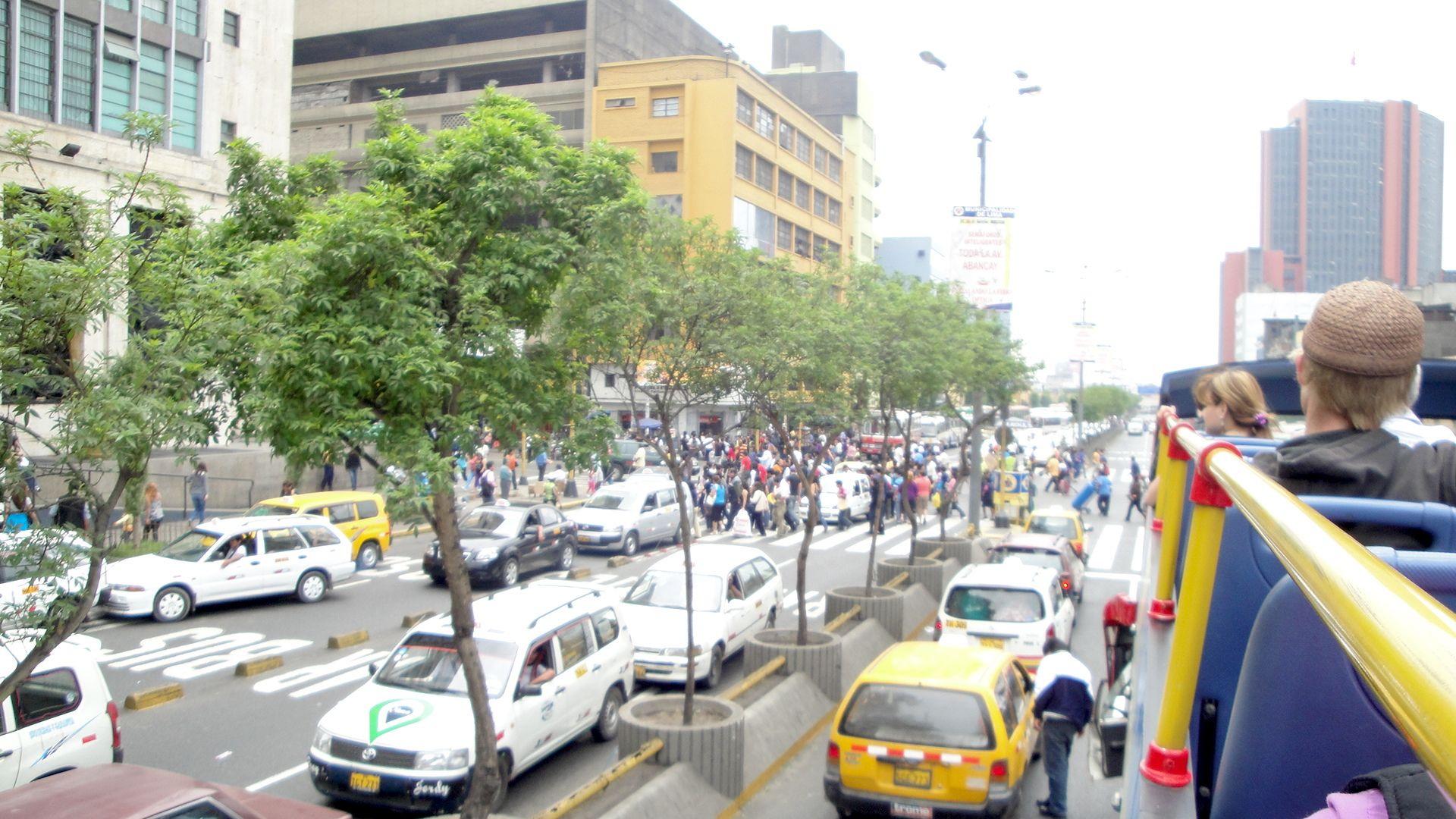 Dos días en Lima