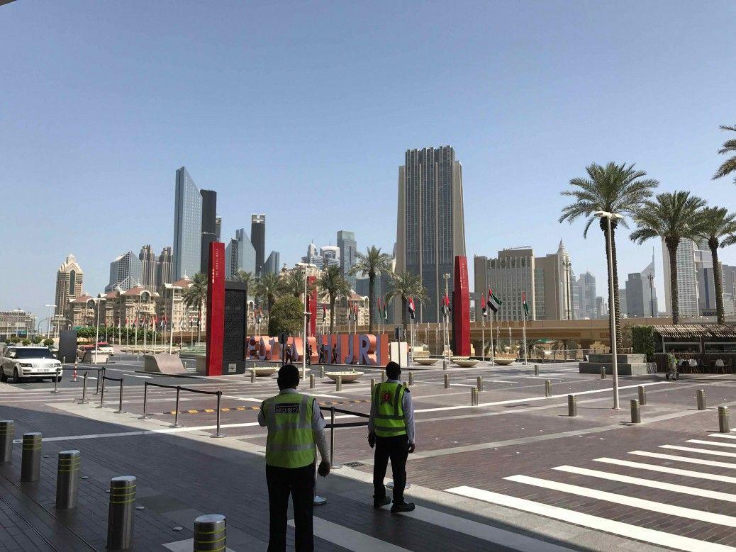 Que hacer cinco noches en Dubai. Parte tres
