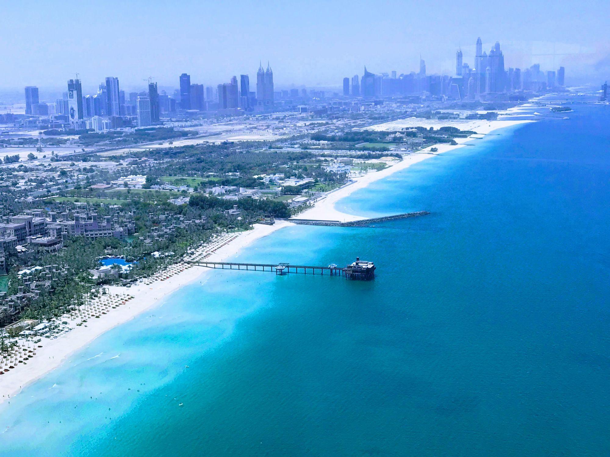Playa del Burj Al Arab