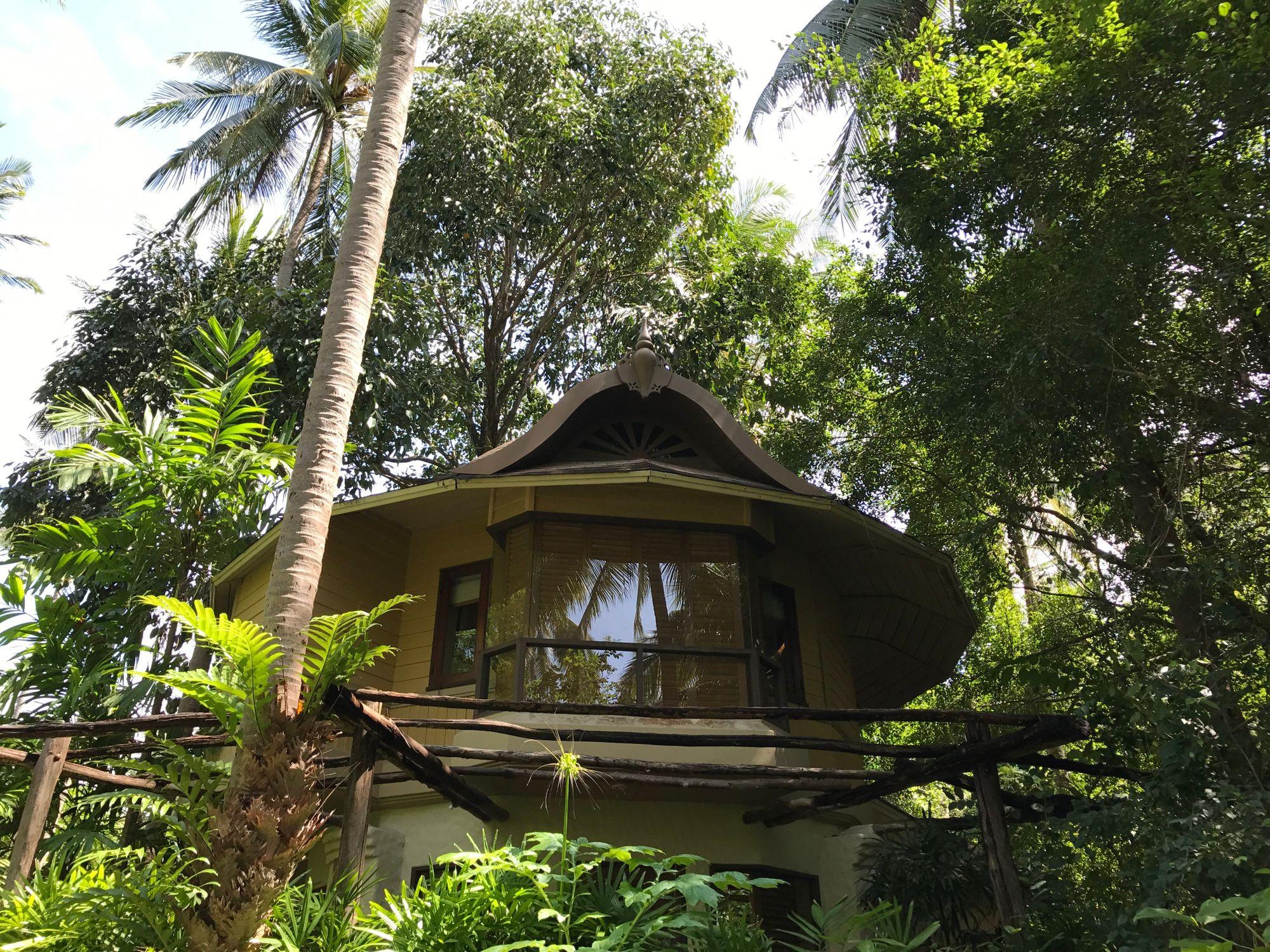 Los Bungalows en la playa del Rayavadee Krabi Resort