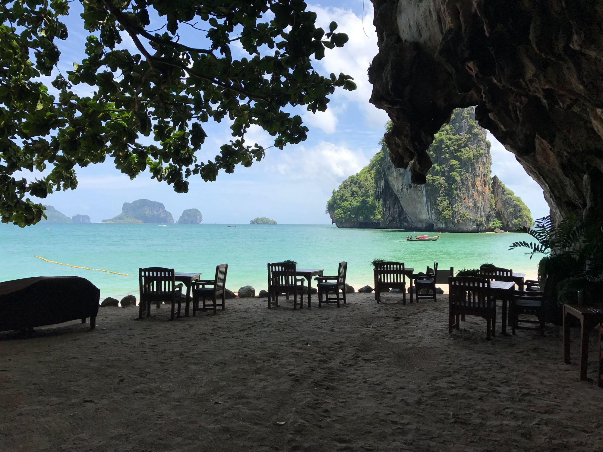 Rayavadee Krabi Resort. Paraíso en Tailandia
