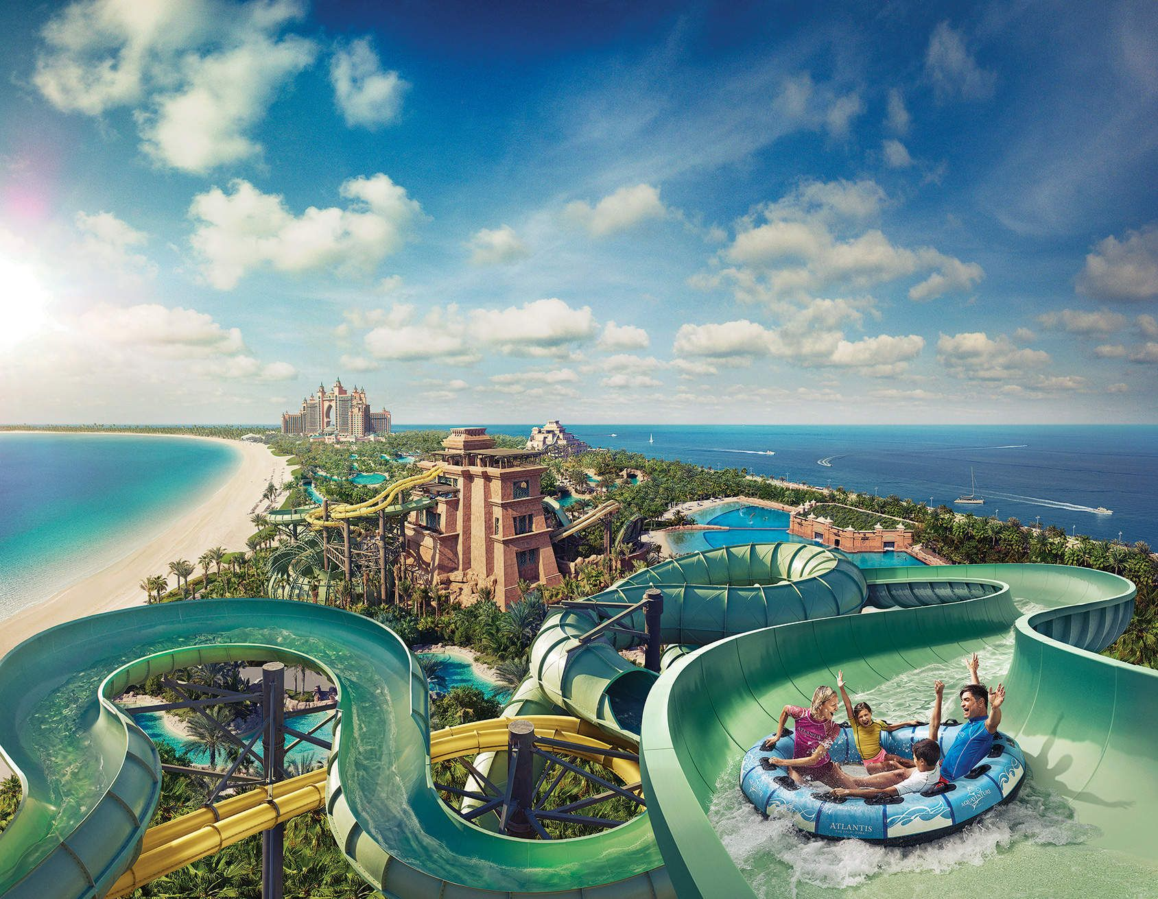 aquaventure waterpark