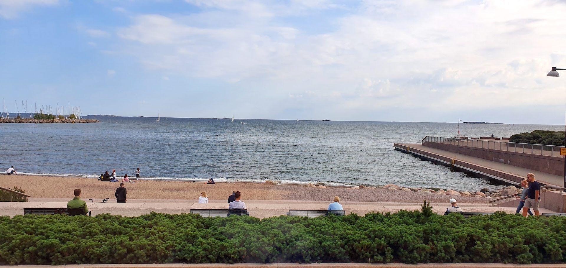Helsinki, Finlandia. Navegando el Báltico con el Norwegian Spirit