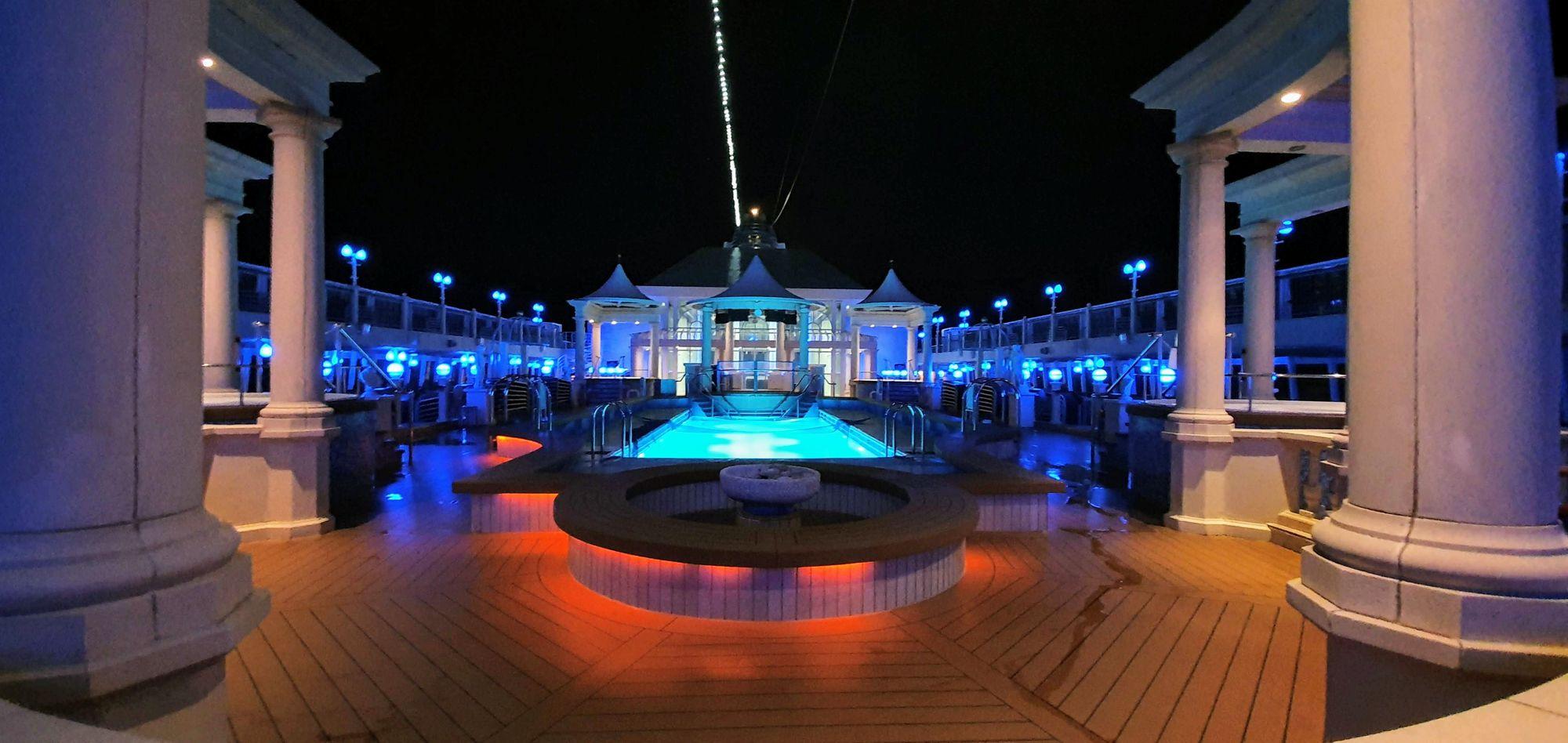 Una noche en San Petersburgo