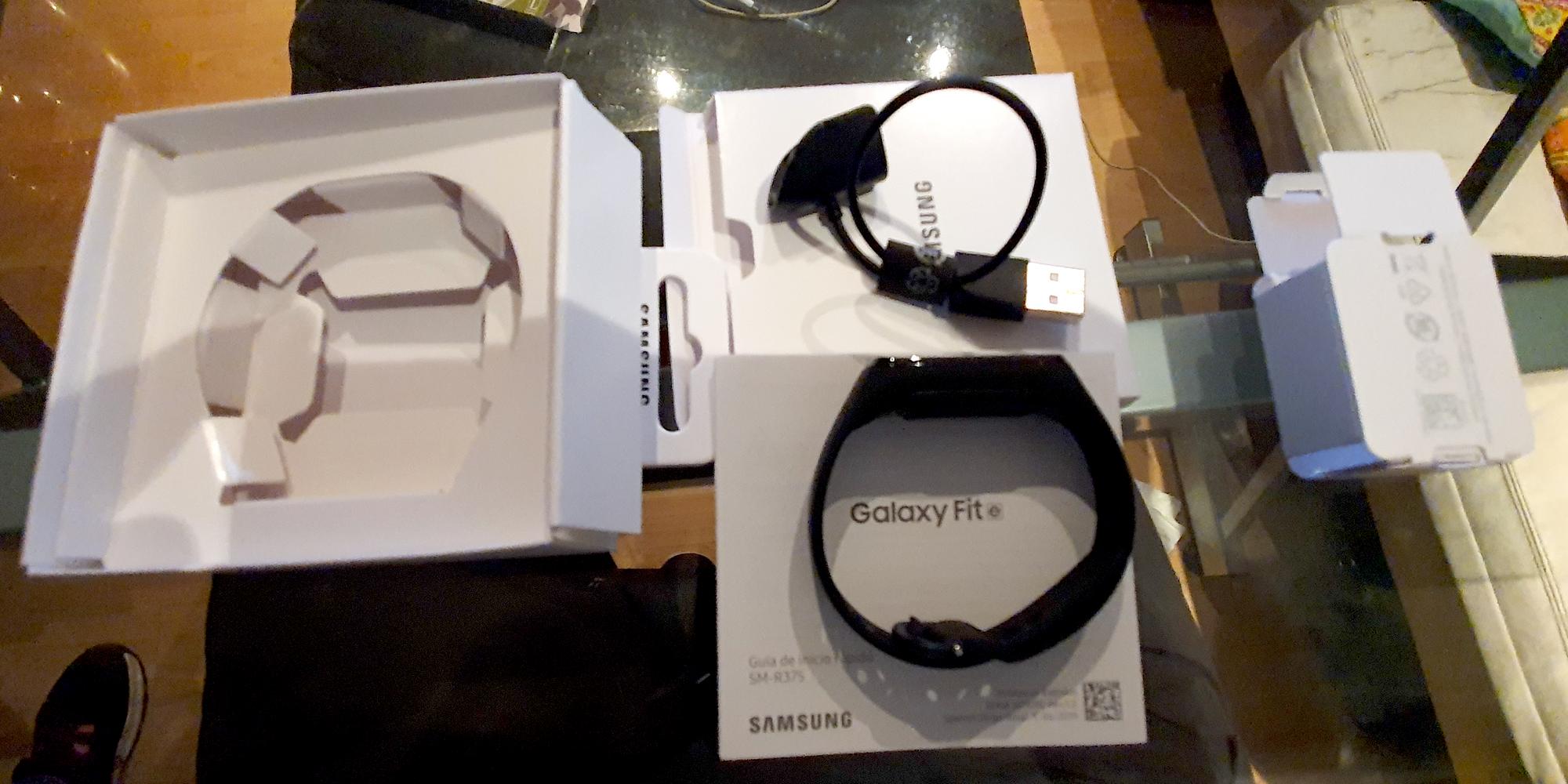 Galaxy Fit e SM-R375