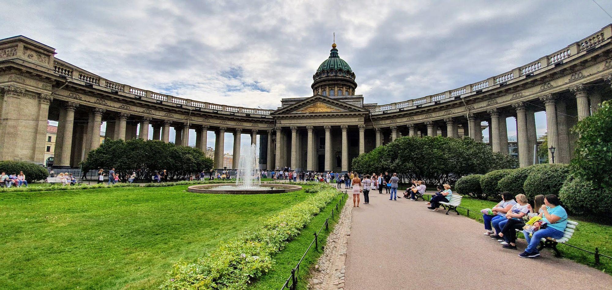 Catedral de Nuestra Señora de Kazan, San Petersburgo