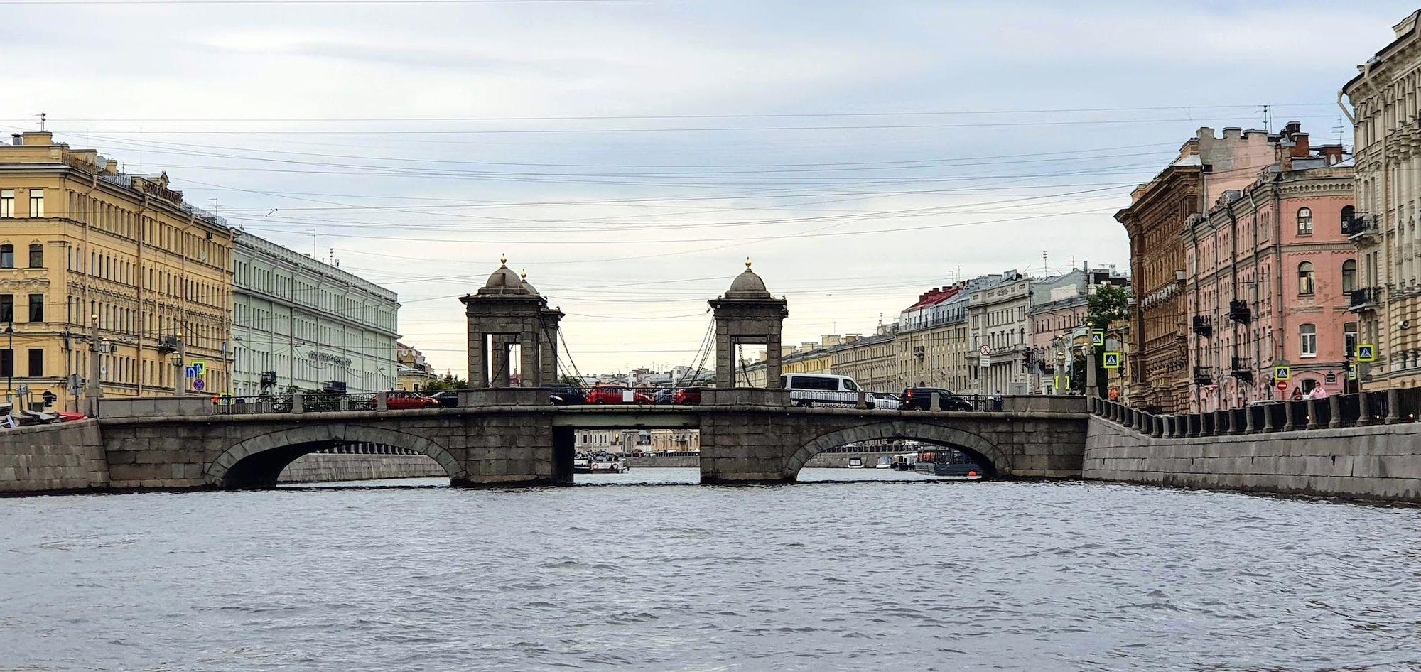 San Petersburgo, La Venecia del Norte