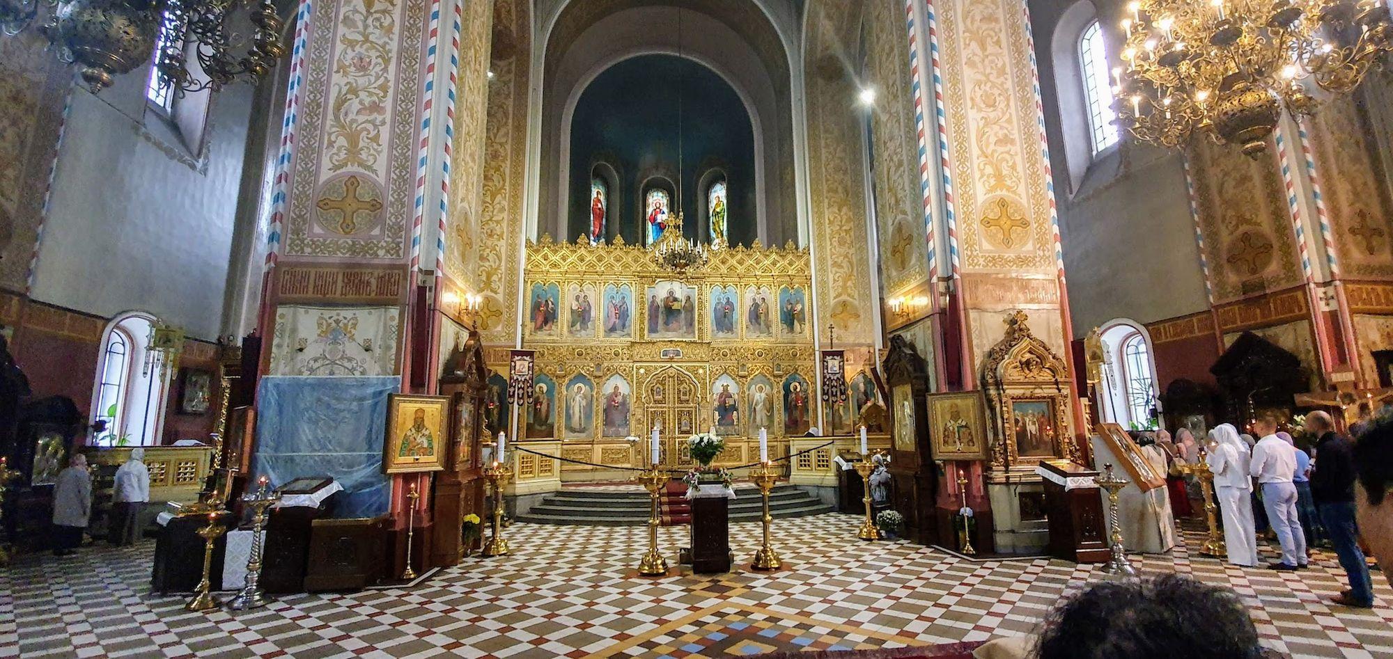 Catedral Ortodoxa Alexander Nevsky