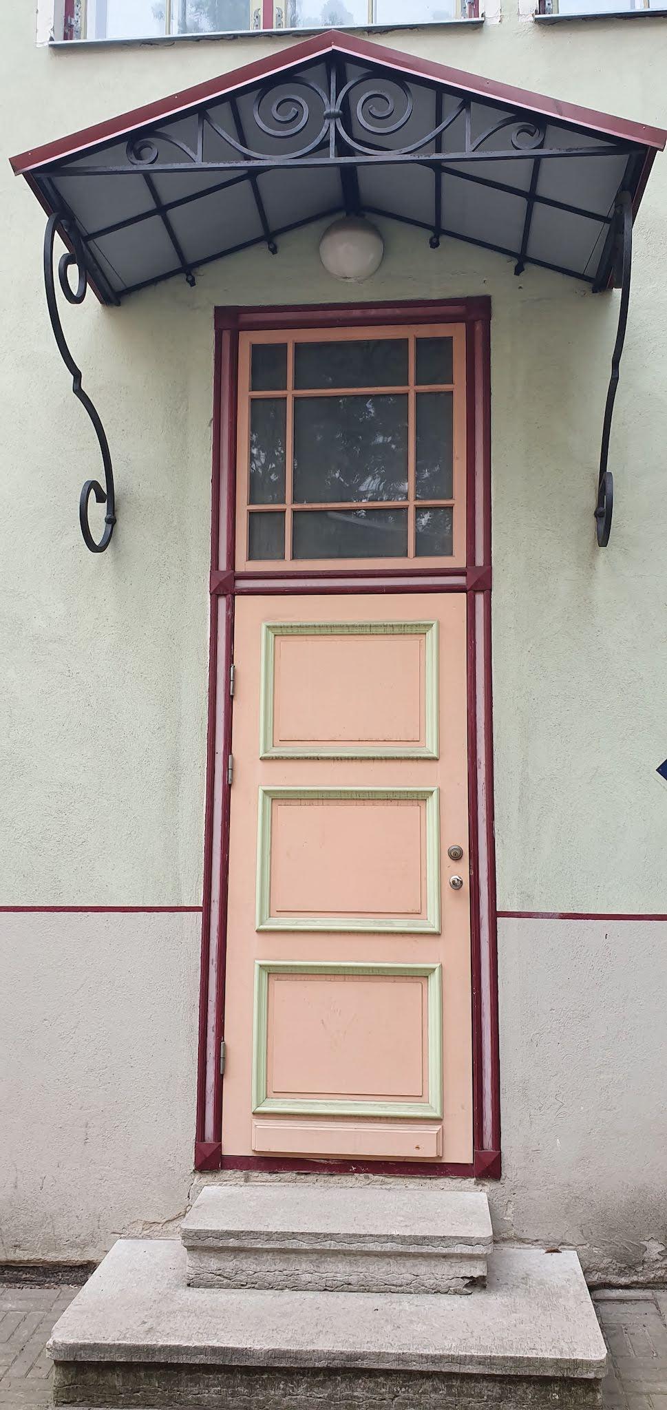 Las pintorescas puertas de Tallinn