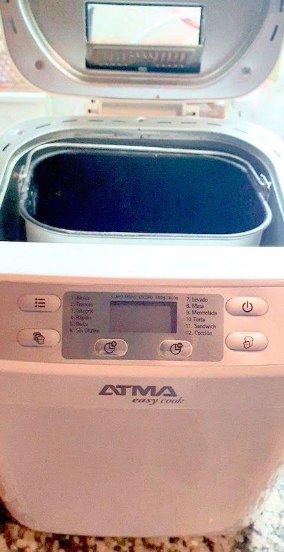 Revisión Horno de Pan Atma HP4060E