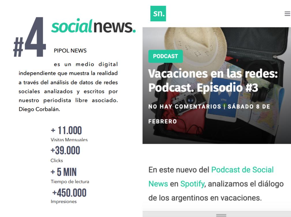 Media Kit Social News