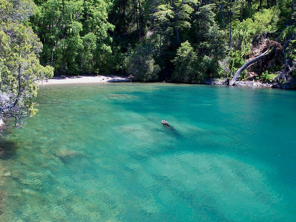 Playa Yuco y Punta Perdices. El Caribe Patagónico