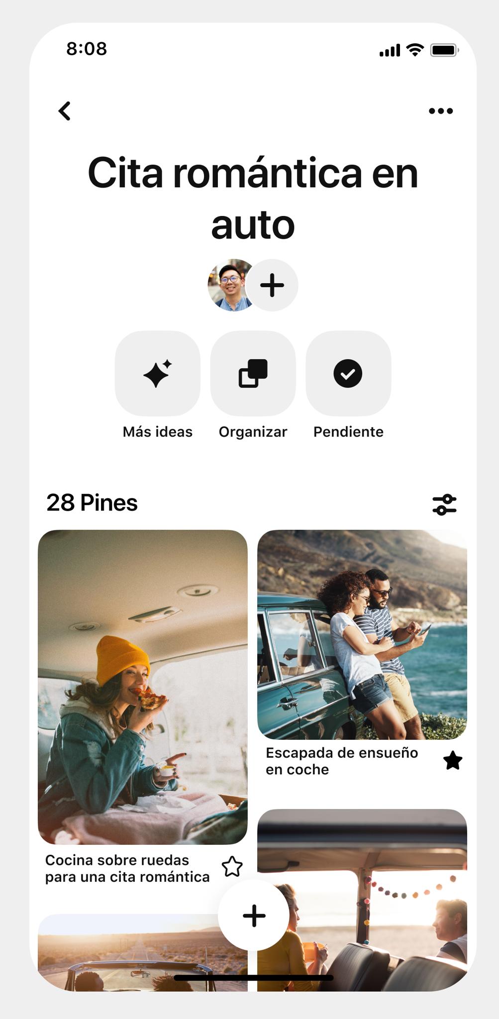 Ideas para citas románticas en auto en Pinterest