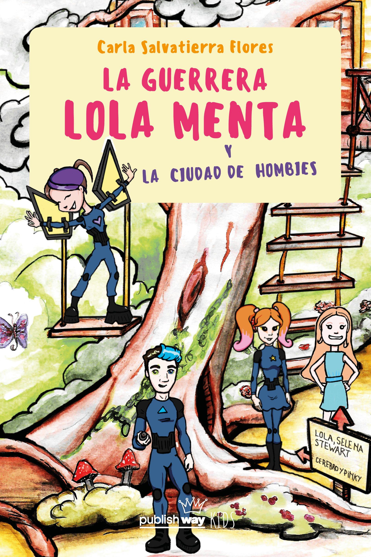 La guerrera Lola Menta, Audiolibro