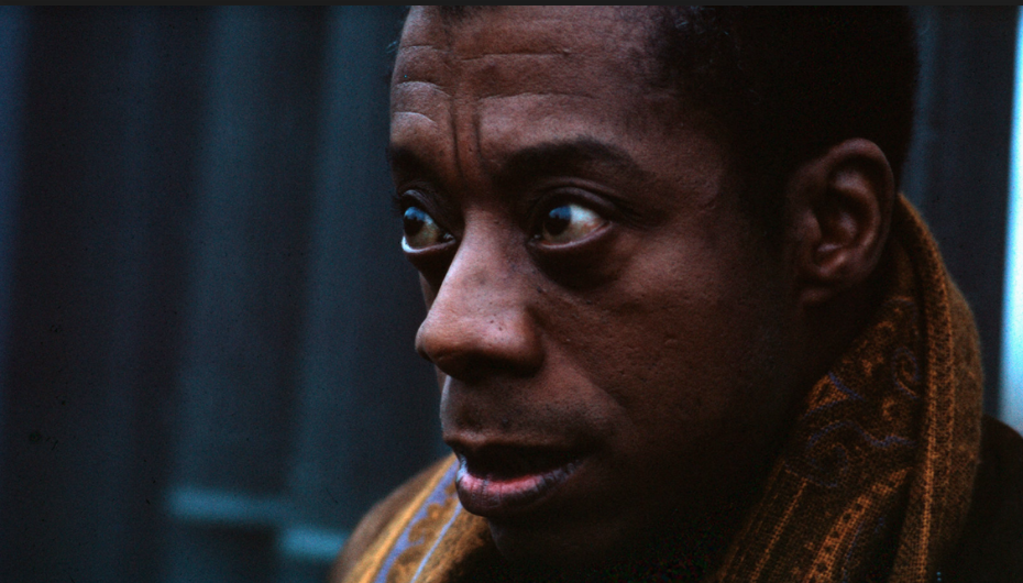 MEETING THE MAN: JAMES BALDWIN IN PARIS