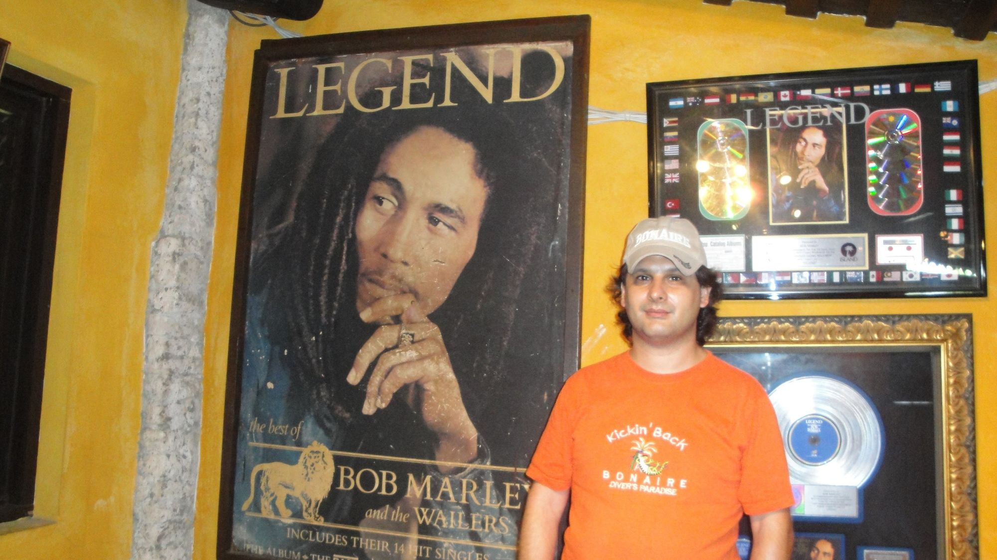 Casa de Bob Marley en Nine Mile
