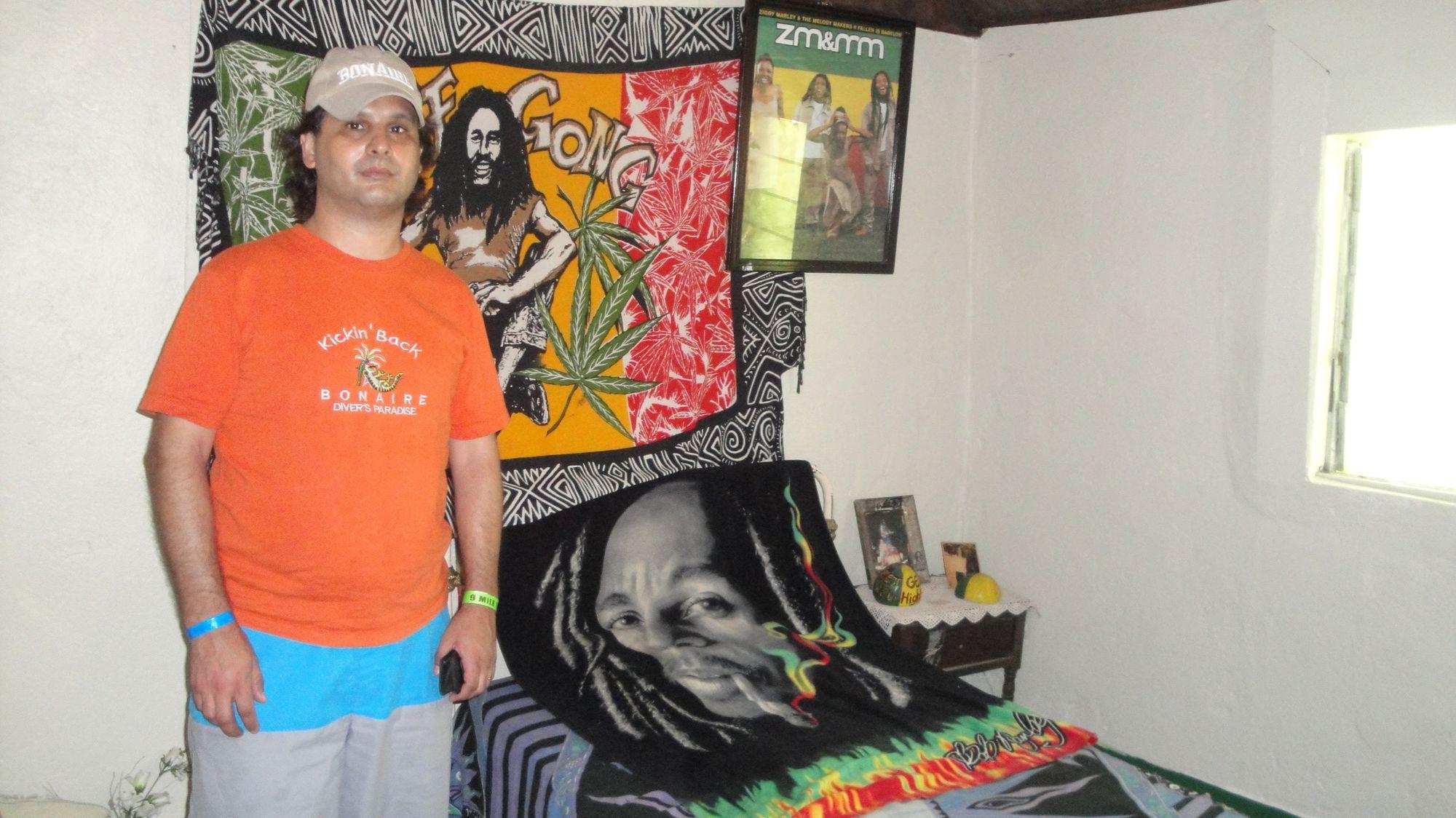 Habitación de Bob Marley en Nine Mile, Jamaica