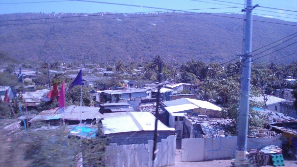 Los Suburbios de Kingston, Jamaica