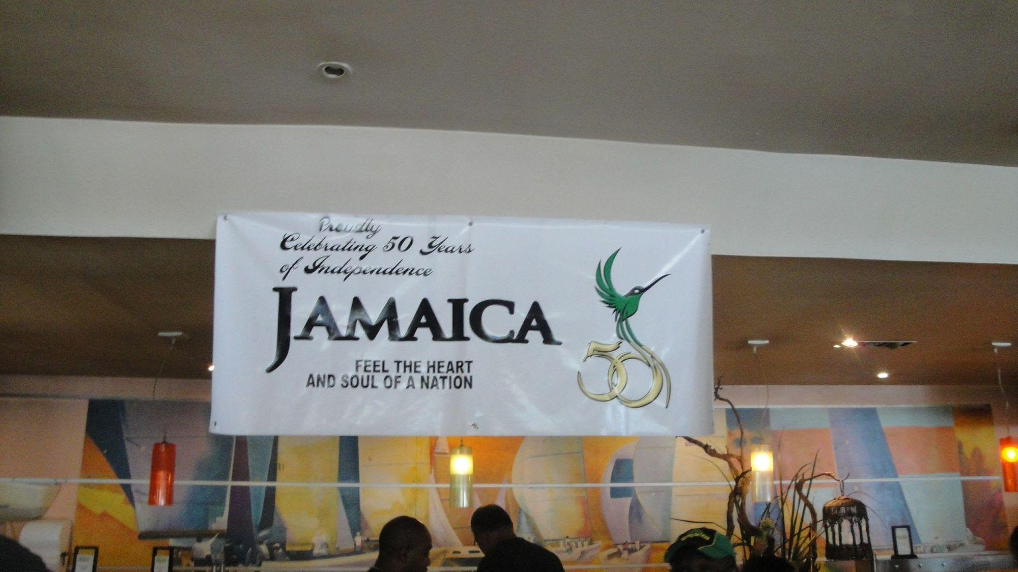 50 aniversario de la independencia de Jamaica